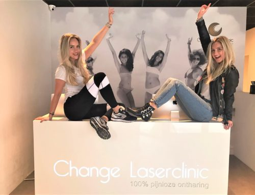 Blonde Tigers bij Change Laserclinic