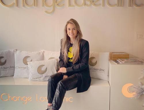Julia Mekkes bij Change Laserclinic