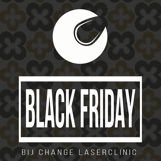 change-laserclinic-black-friday-carbon-peel-actie